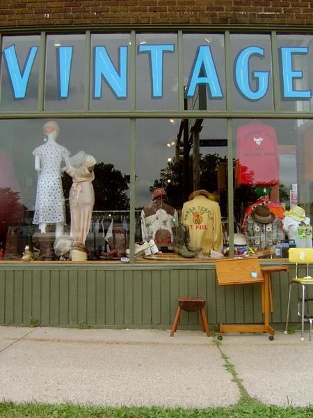 B Sqaud Minneapolis Vintage Clothing Store